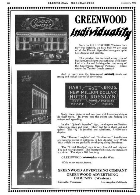 Greenwood Advertising Company