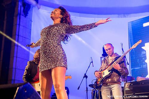Juwana Jenkins - Porto Blues Fest 2019