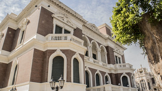 Aisha Fahmy palace or Al-Gazira Centre of Arts | by Kodak Agfa