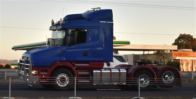 Scania Boot Style at Avalon=2019