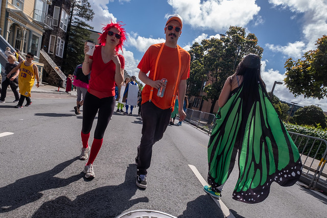 Bay To Breakers 2019: the tankful was continual