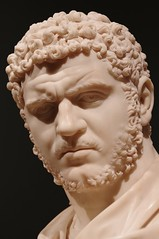 Joseph Claus, 'Bust of Emperor Caracalla' 1757