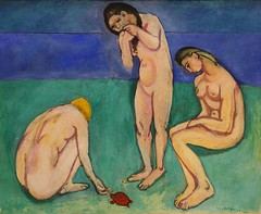 Henri Matisse, 'Bathers with a turtle,' 1907-08