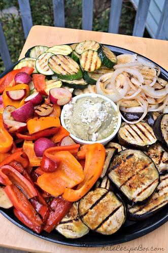 Grilled Vegetables 2 | by katesrecipebox