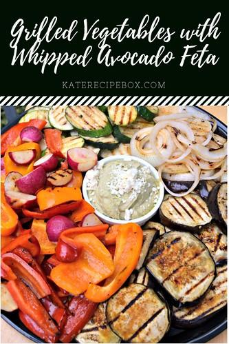 Grilled Vegetables | by katesrecipebox