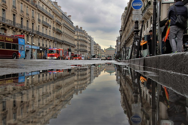 Avenue de l'Opéra - Paris