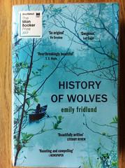 History of Wolves - Emily Fridlund