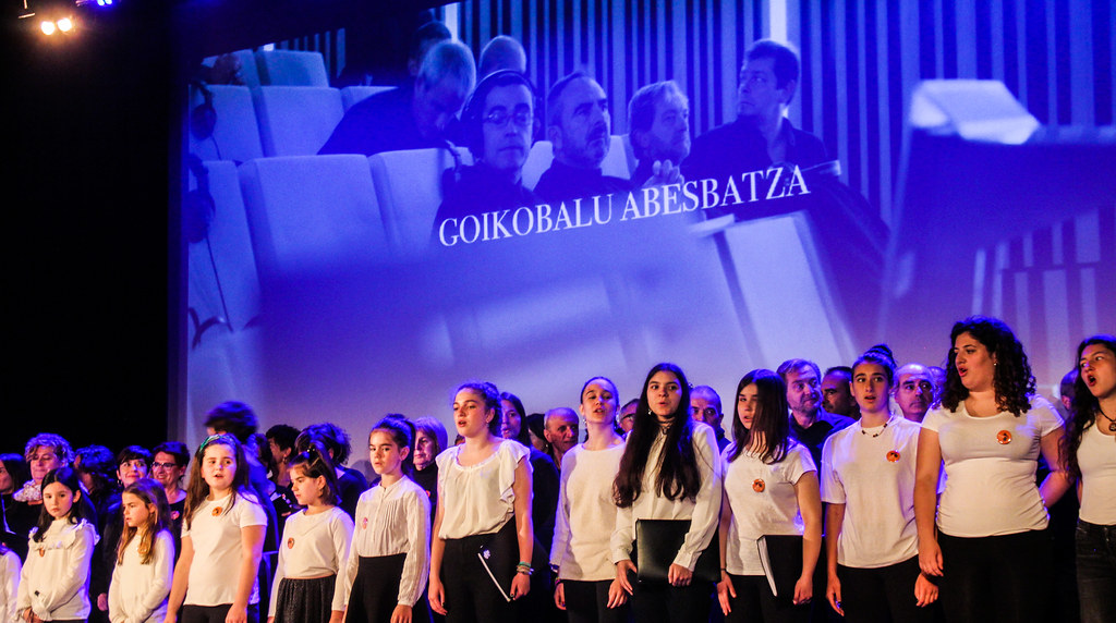 Humanity at Music - Ibilaldia Lekeitio