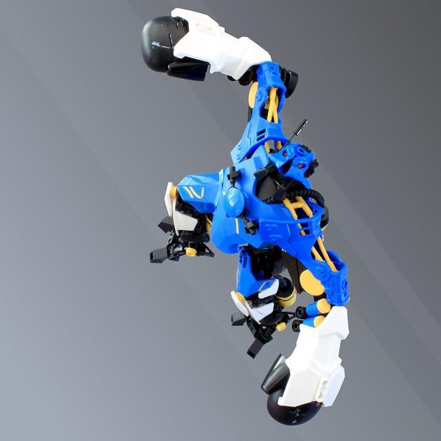 B-07 Melee Mech - RoboRumble 3000