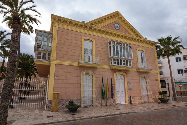 Spain - Almeria - Carboneras - Town Hall