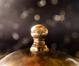 Copper knob. HMM!