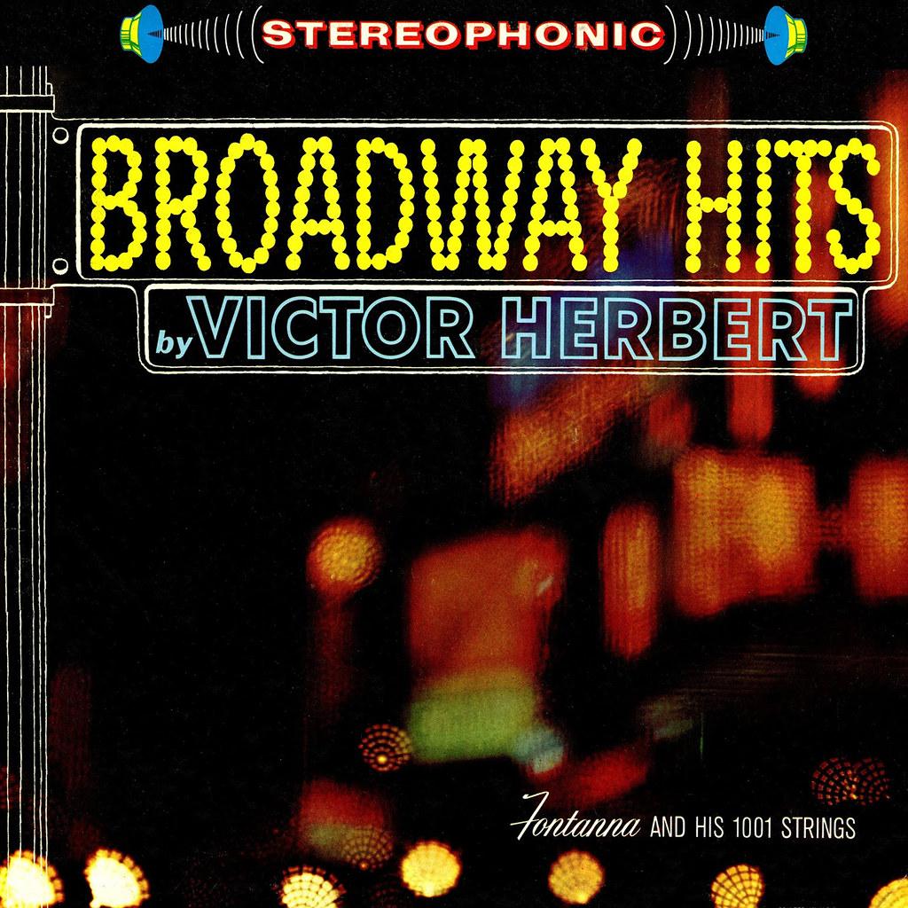 Fontanna and His 1001 Strings - Broadway Hits