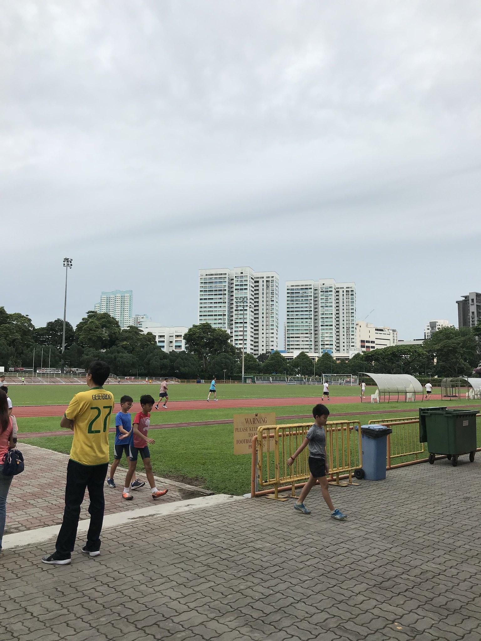 Toa Payoh Stadium