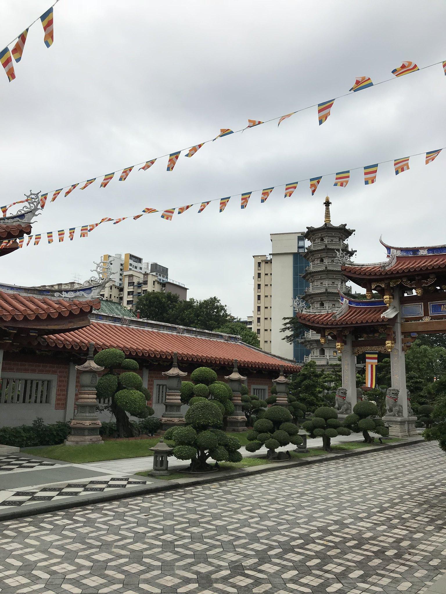 Liang Shan Shuang Lin Monastery - 3.