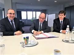 2019.04.02|Ondertekening protocol Brussels justitiepaleis