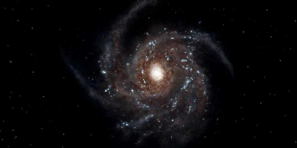 La voie lactée : une collision massive s'est produite dans le passé