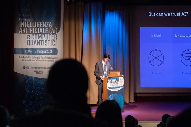 Convegno #IACQ - Intelligenza Artificiale e Computer Quantistici