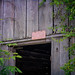 1928 Ohio license plate attached to an old barn in Meigs County, Southeastern Ohio by diana_robinson