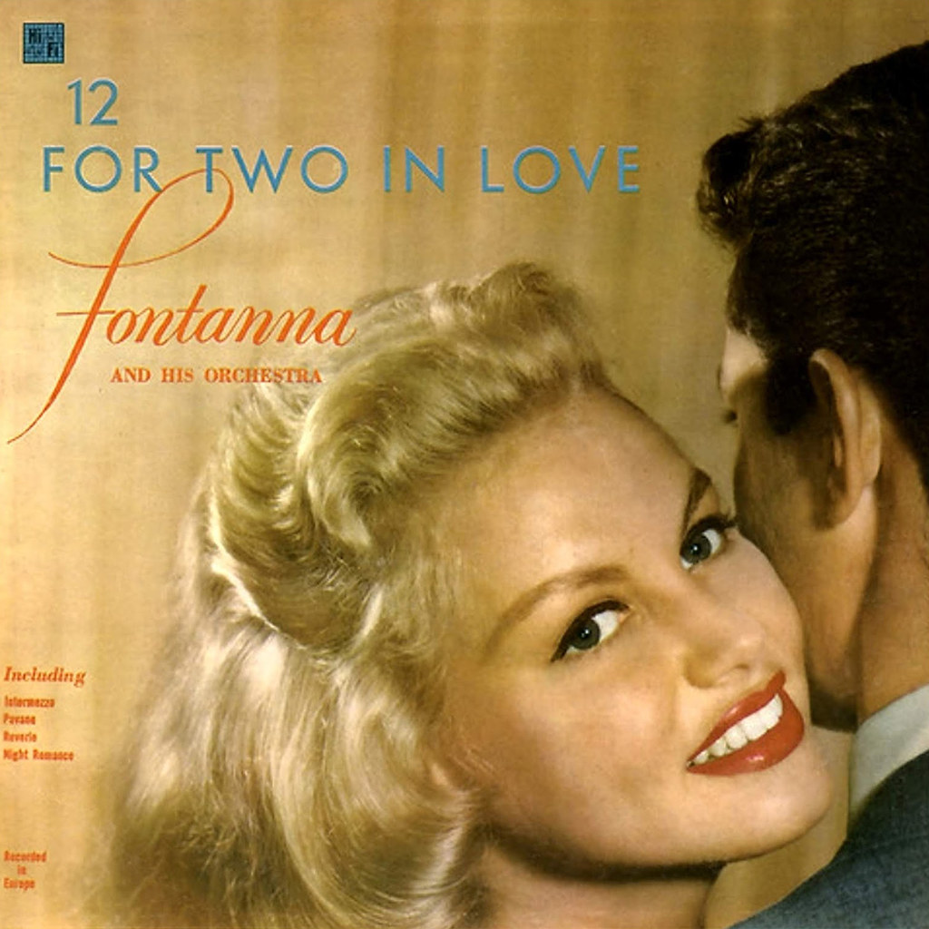Jacques Fontanna - 12 For Two in Love