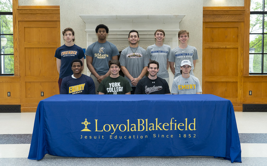 National Signing Day - Spring 2019