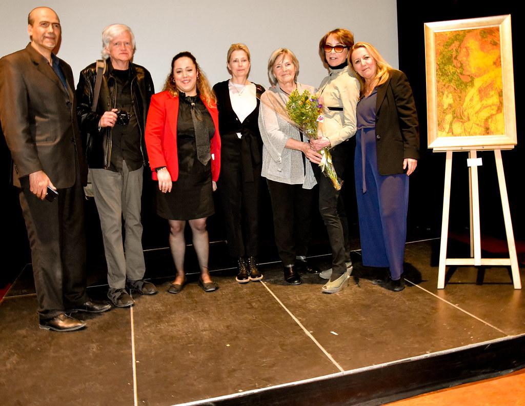 Vernissage 30 avril Deux femmes artistes en harmonie-32