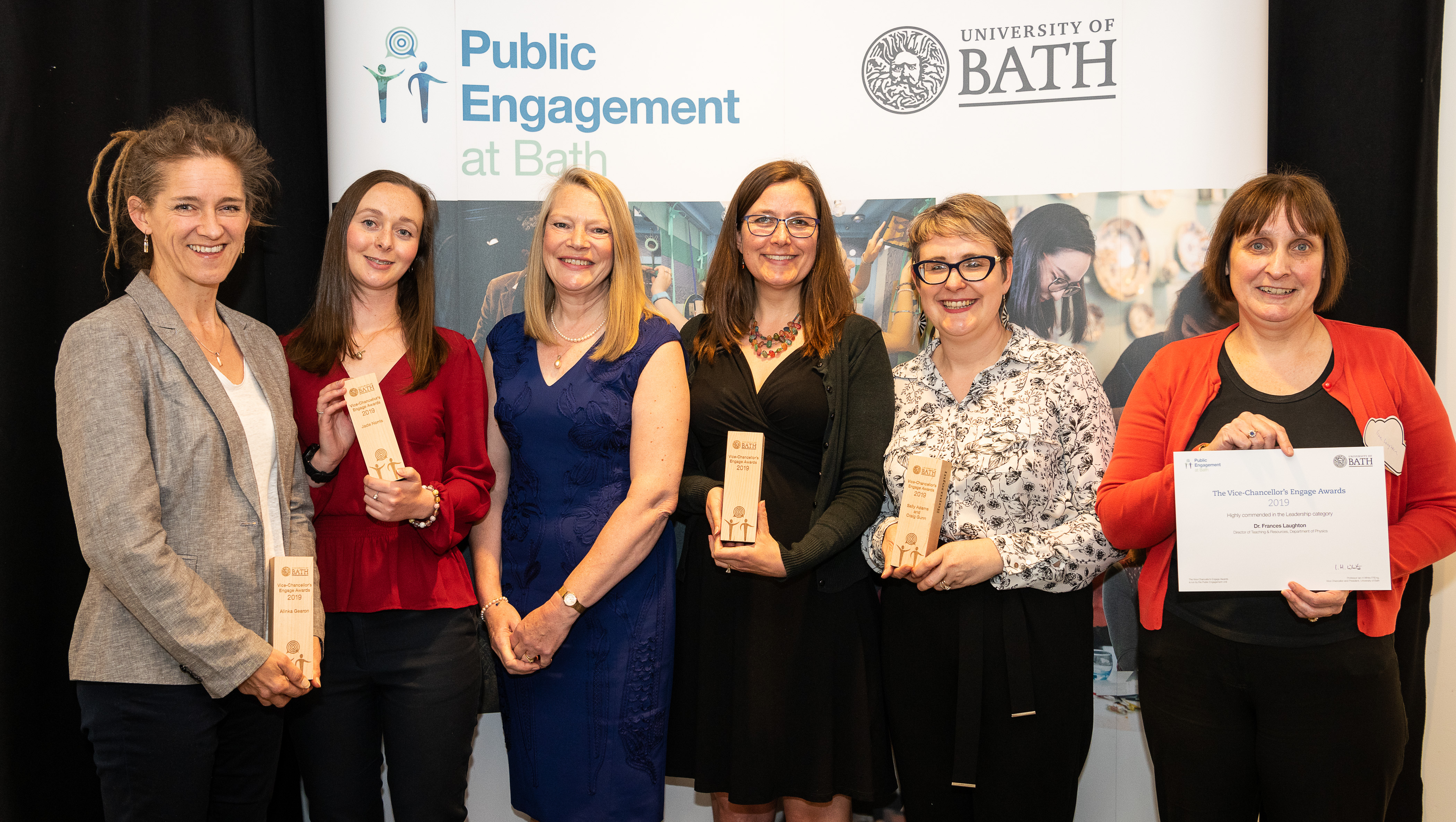 The Vice-Chancellor's Engage Awards and Showcase