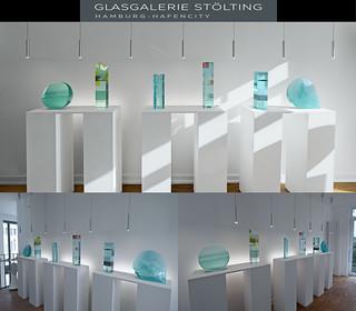 Glasgalerie Stölting, Hamburg, Germany, 2019