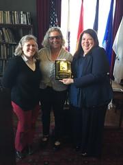 Tina Ramona Holly Riccio Award