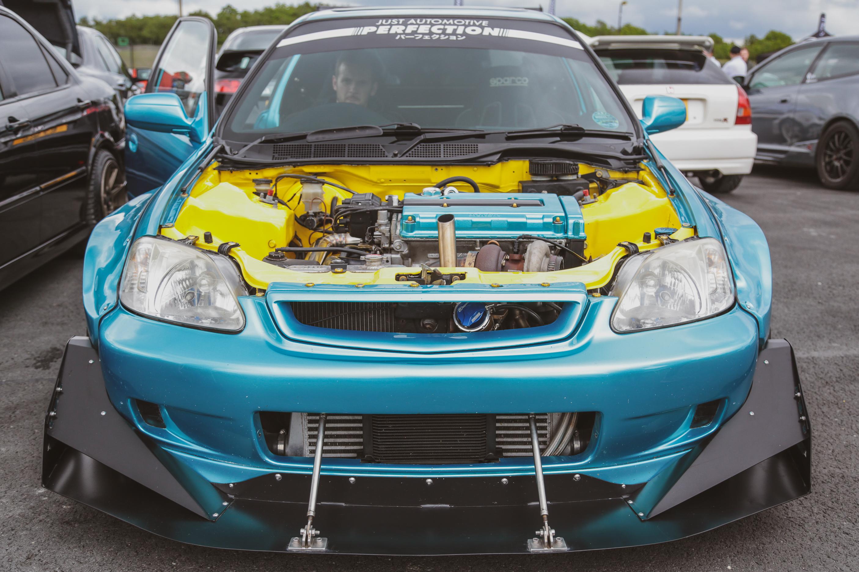 TEG | Mimms Honda Day @ 3 Sisters