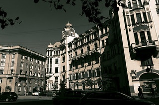 Австрийская площадь / Санкт-Петербург | by f0t0R0man