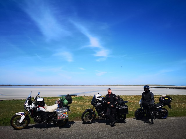 Winton Massif Outer Limits Tour 2019 phone pics