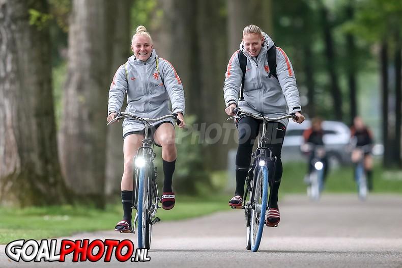Training Oranjeleeuwinnen 20-05-2019