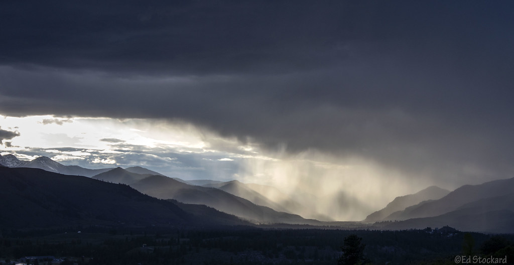 Late Afternoon Storm