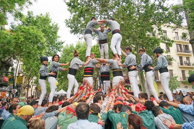 Firentitats, Sants 18 de Maig de 2019. Barcelona