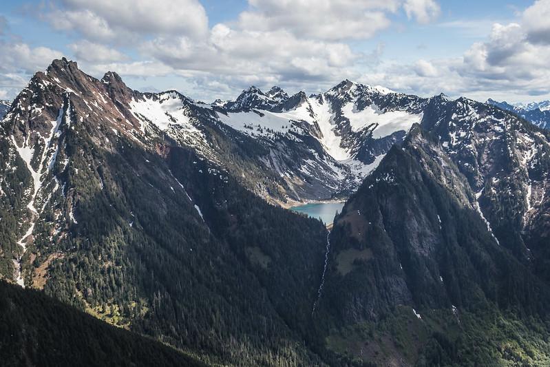 Big Four Mountain to Little Chief Peak