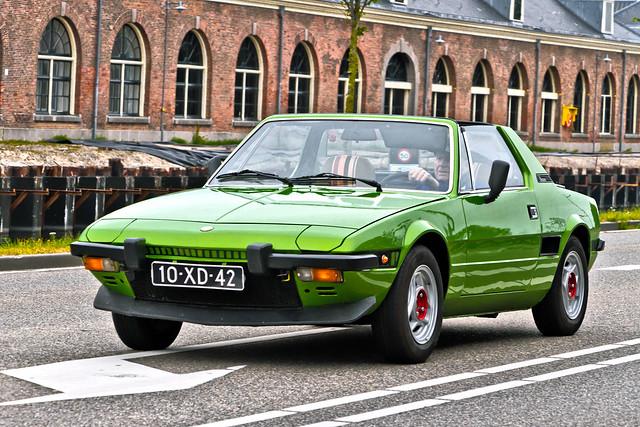 FIAT X1-9 1978 (6802)