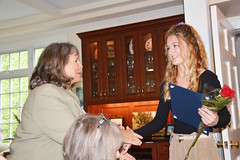2019 Scholarship Tea--Laura Marks and Oona DiMatteo_0046