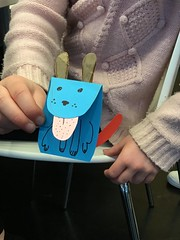 3D book mark makerspace, Tūranga
