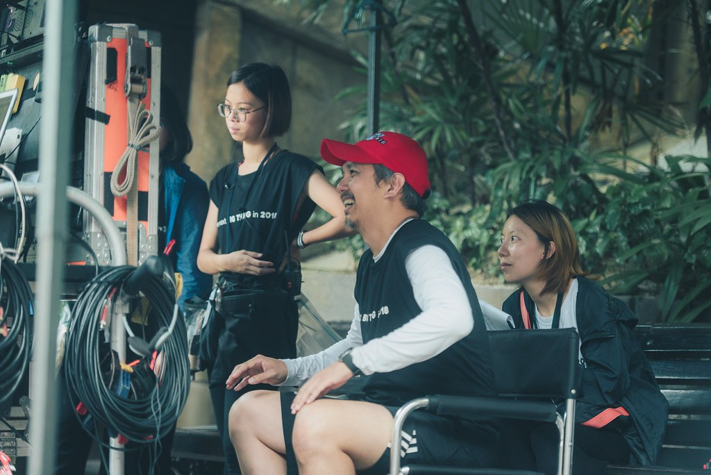 Image 4_Bts With Director Chiu