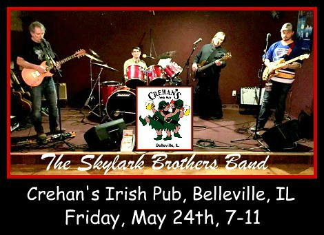The Skylark Brothers Band 5-24-19