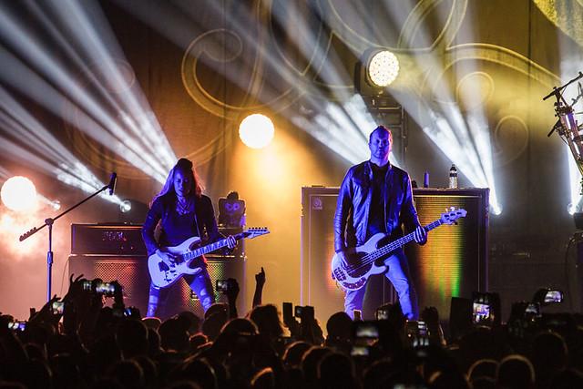 Evanescence @ The Anthem, Washington DC, 05/15/2019