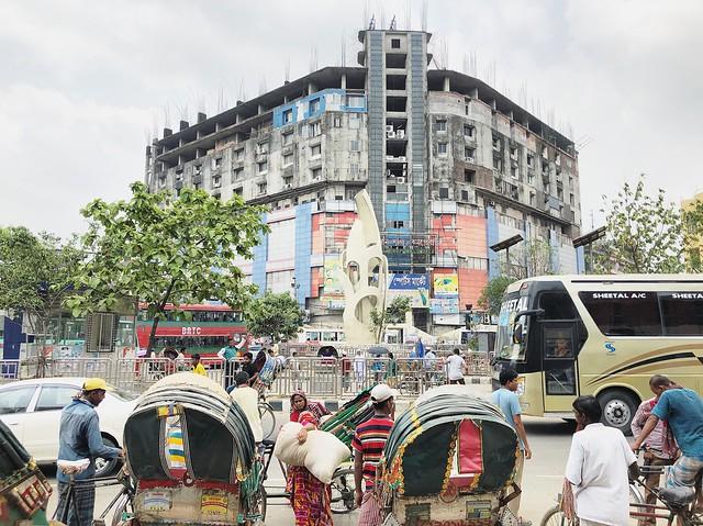 Бангладеш и Калькутта выходного дня. Май 2019