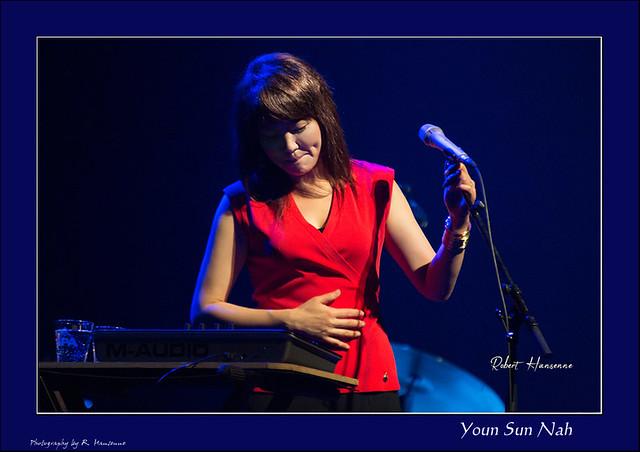 Youn Sun Nah  ( Mai 2019 )