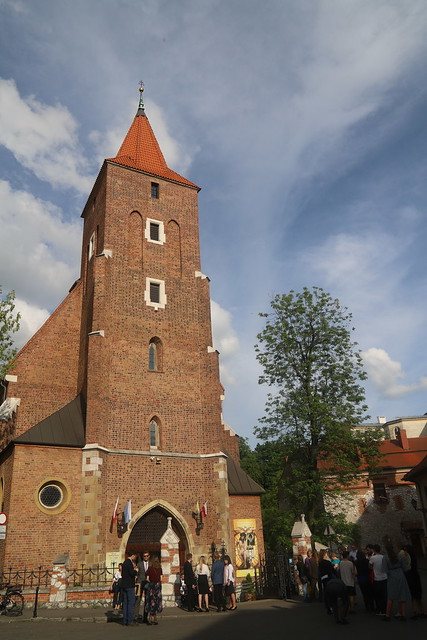 Bierzmowanie w Parafii św. Krzyża w Krakowie | Abp Marek Jędraszewski, 21.05.2019 r.