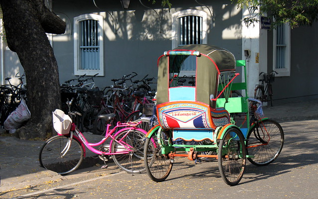 puducherry on wheels