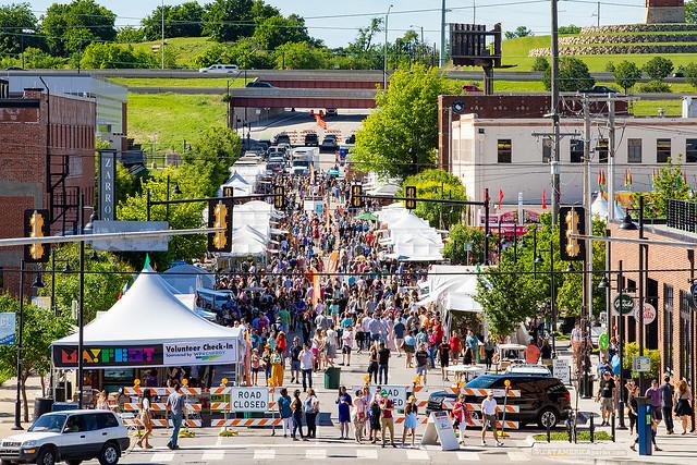 Tulsa International Mayfest 2019