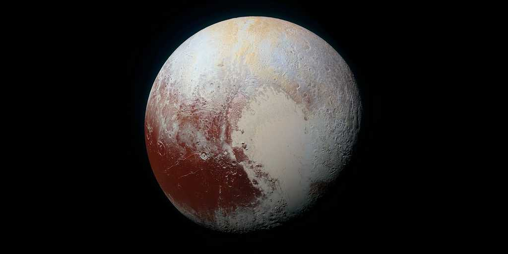 Pluton aurait un océan grâce à une couche de gaz isolant
