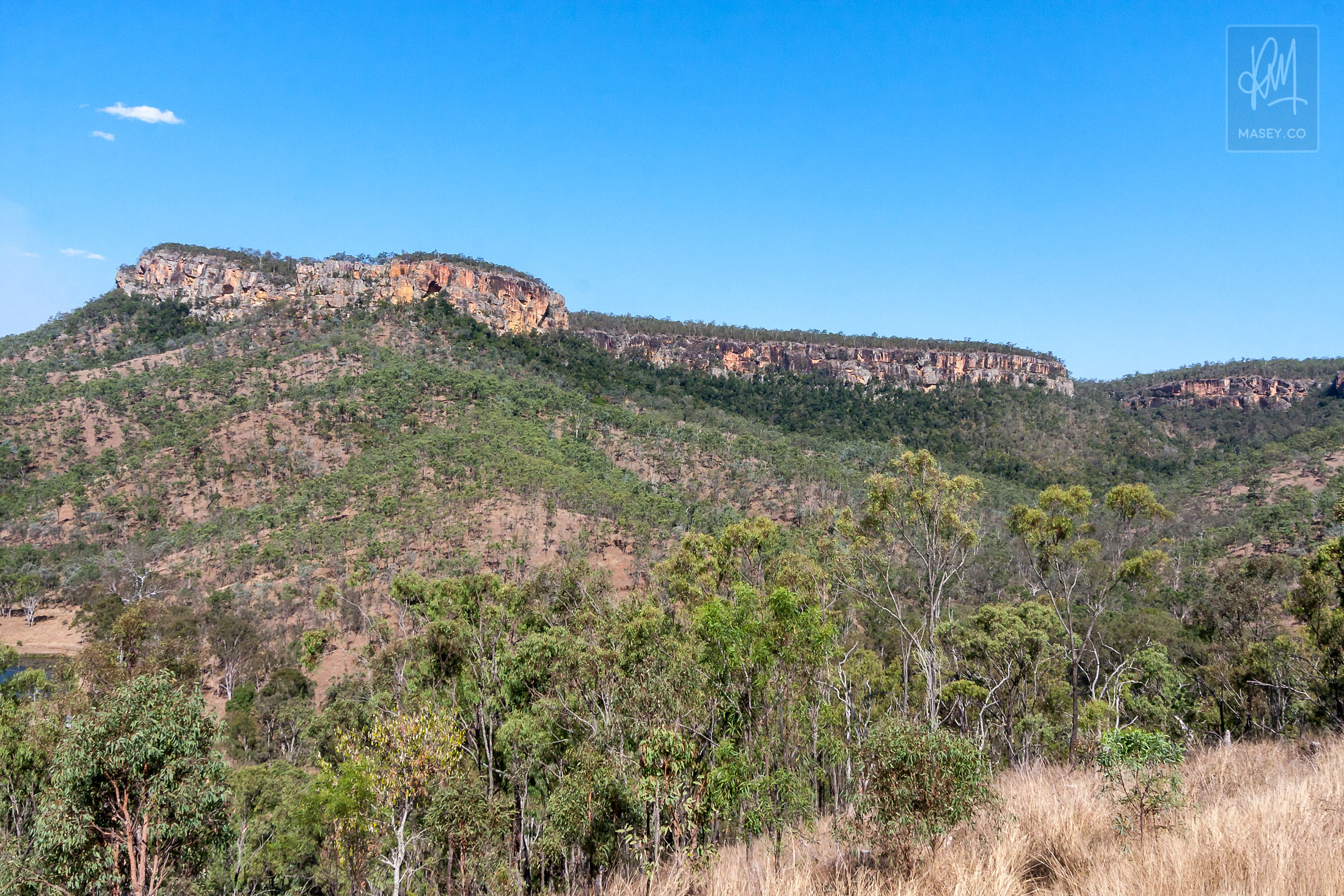 Cania Gorge Camping