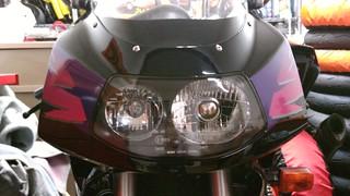 GSX-R1100W, Headlights