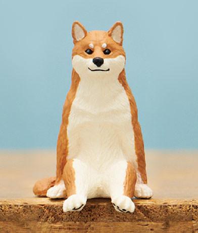 【新增官圖&販售資訊】《奇譚俱樂部》大好評『坐著系列』 第二彈「坐著的狗」! 座る犬